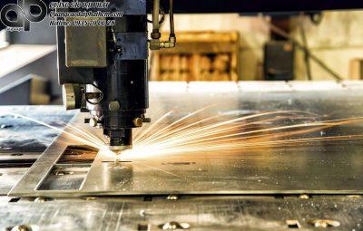 cắt laser kim loại